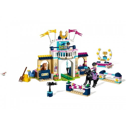 Lego 41367 Concurso de Saltos de Stephanie