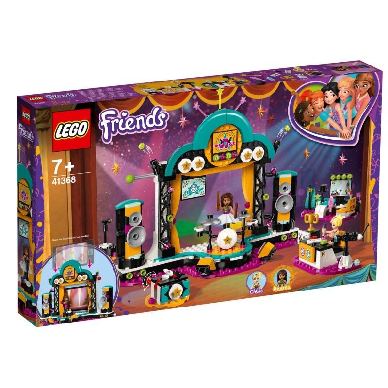 Lego 41368 Espectáculo de Talentos de Andrea