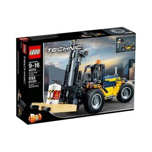 Lego 42079 Carretilla elevadora de alto rendimiento