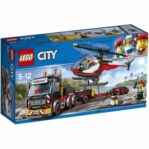 Lego 60183 Transporte de mercancías pesadas