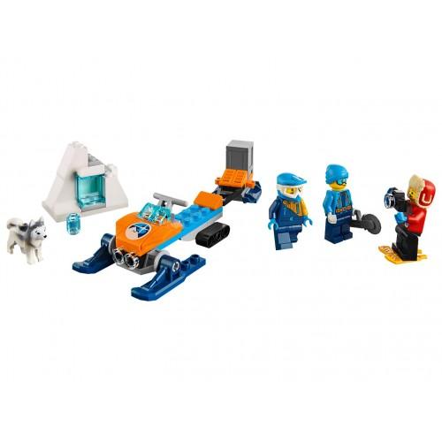 Lego 60191 Ártico: Equipo de Exploración