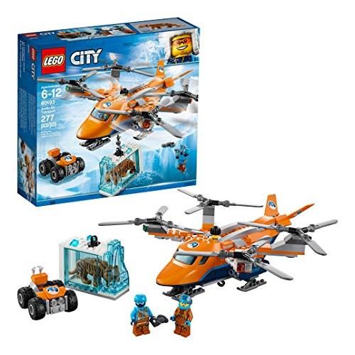 Lego 60193 Ártico: Transporte aéreo