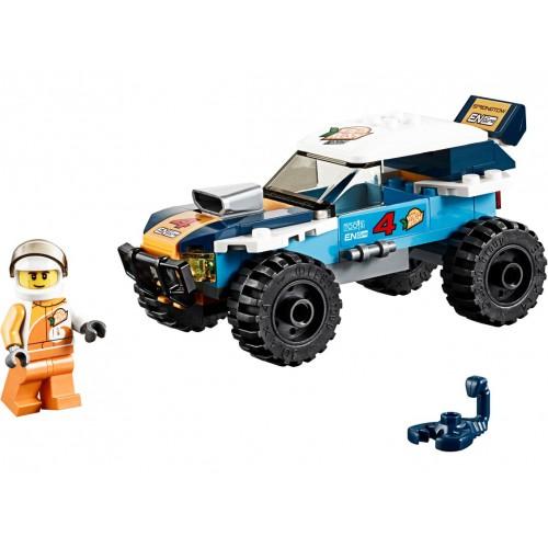 Lego 60218 Coche de Rally del desierto