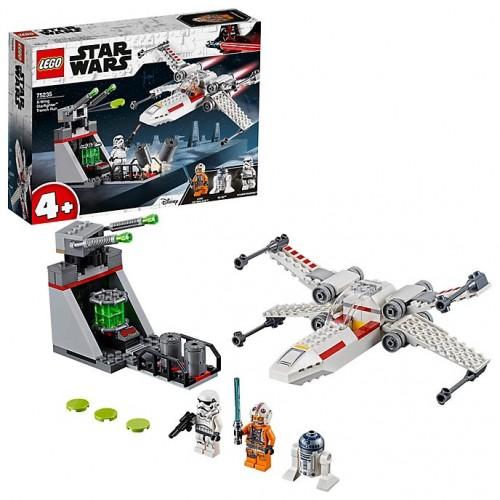 Lego 75235 Asalto a la trinchera del Caza Estelar Ala-X