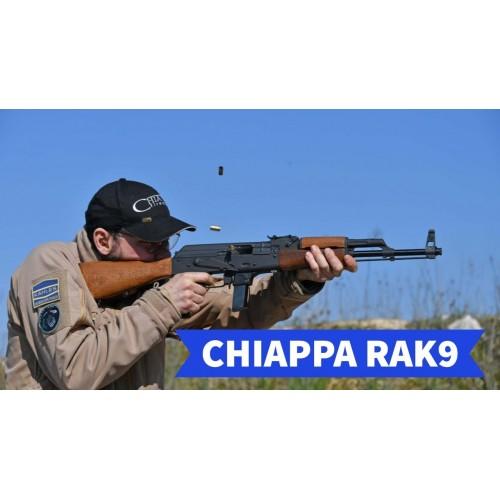 RAK-9mm Luger Rifle de Asalto Semiaut.