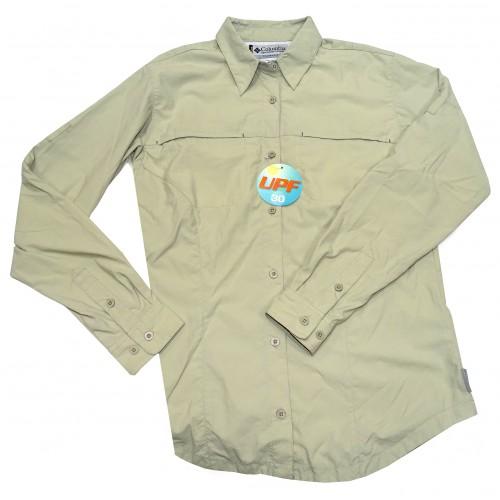 Columbia Camisa de mujer Silver Ridge Talla M