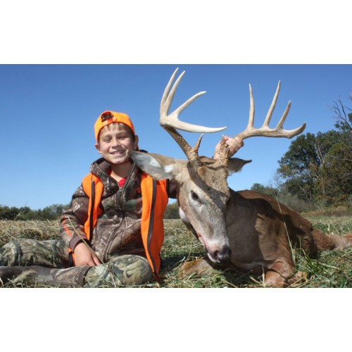 Pantalón de caza Young Hunter