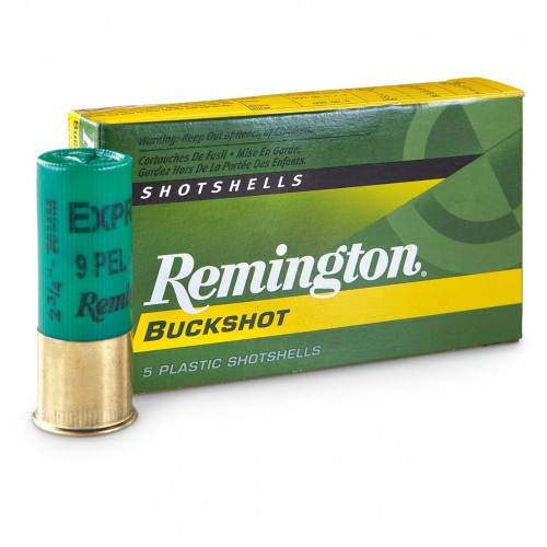 Postas Remington 3 en cama Calibre 12