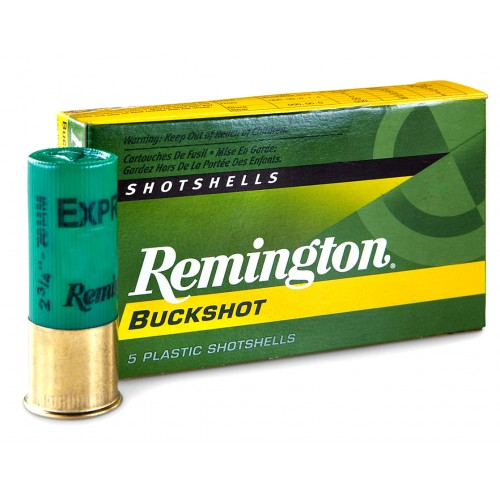 Postas Remington 9 en cama Calibre 12