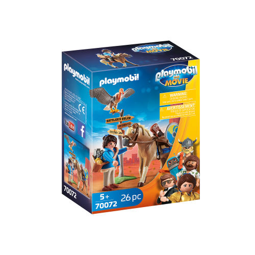PLAYMOBIL: THE MOVIE Marla con Caballo