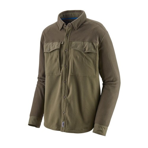 "Patagonia Camisa Polar Early Rise Snap Shirt ""Green Forest"""