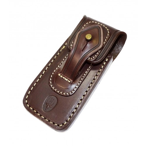 Funda Navaja Lux Muela Brown