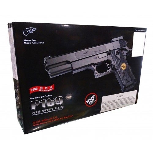 P169 Airsoft Pistol 6mm