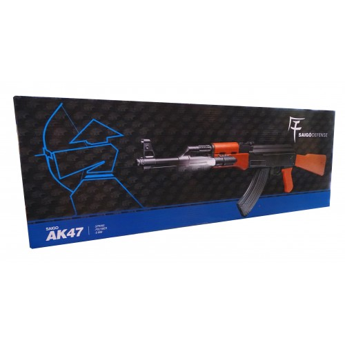 Rifle de Asalto AK 47 Airsoft