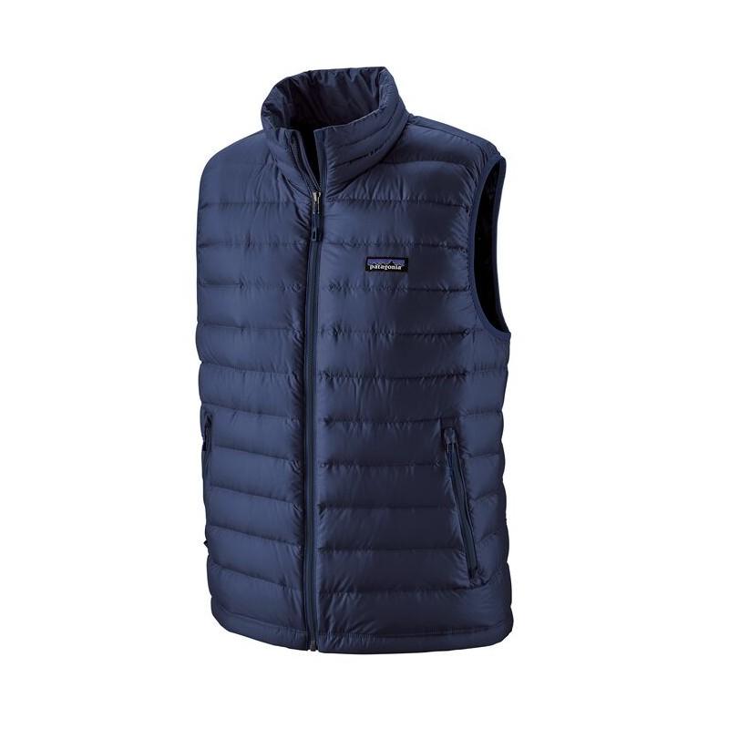 """Chaleco de plumas Patagonia Down Sweater Vest """"blue"""""""