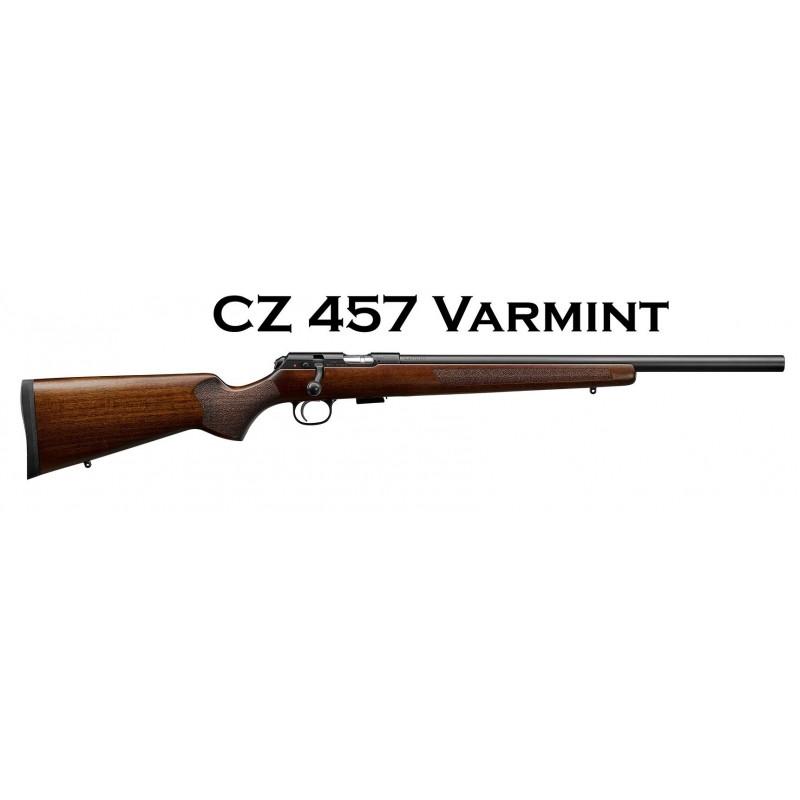 Carabina CZ 457 Varmint 22lr