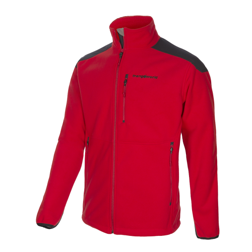 Chaqueta Polar Trangoworld Total Extreme Red Color
