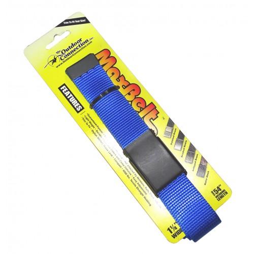 Cinturón Survival Maxbelt Blue