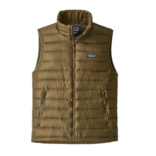 "Chaleco de plumas Patagonia Down Sweater Vest ""cargo"""