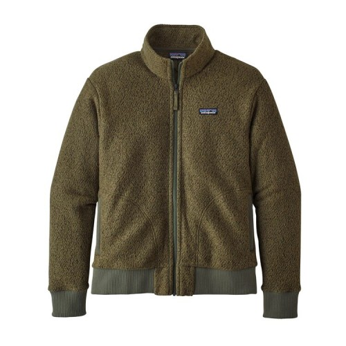 "Patagonia Polar M´s Woolyester Fleece Jacket ""Industrial Green"""