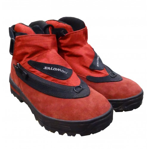 Botas Salomon Adventure 7 Red nº38 2/3