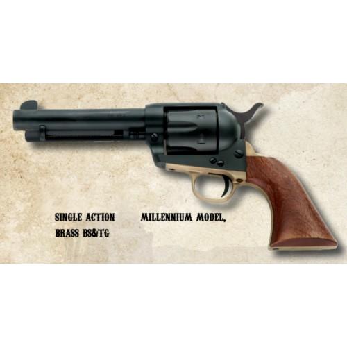 """Pietta 1873 Cattleman Millenium 5 1/2"""" 45 Long Colt Libro de Coleccionista"""