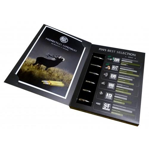 Expositor Catálogo RWS