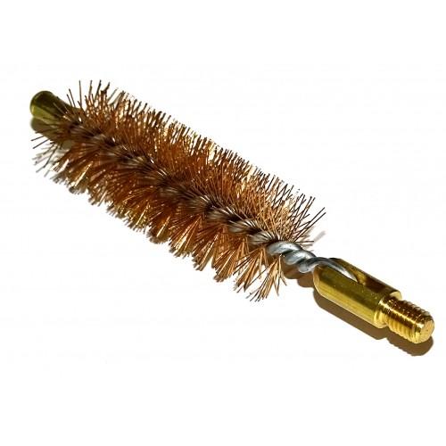 Cepillo de bronce rosca macho Paso 5MA