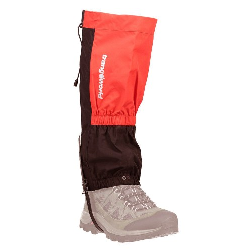 Polainas de Gore-tex Trangoworld Modelo Red-Black