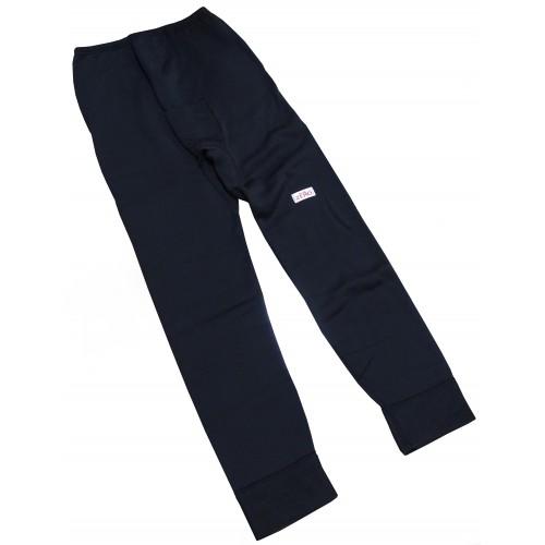 Subzero Pantalones Térmicos Black Tactel M/L