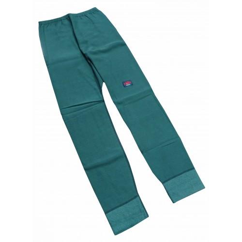 Subzero Pantalones Térmicos Green Forest Tactel S/M