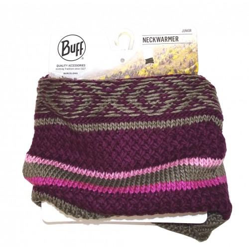 Buff Braga polar para cuello Junior Cache-Cou Purple
