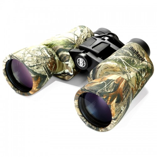 Prismático BUSHNELL POWERVIEW  10x50 Camo