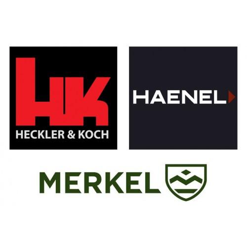 Perno nº25 HK / Haenel SLB 2000  // nº3 Merkel Helix