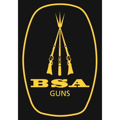 Funda BSA Para rifle con Visor 118cm