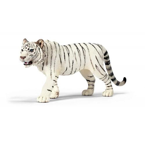 Schleich  Tigre de Bengala blanco