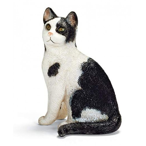 Schleich  Gato doméstico bicolor