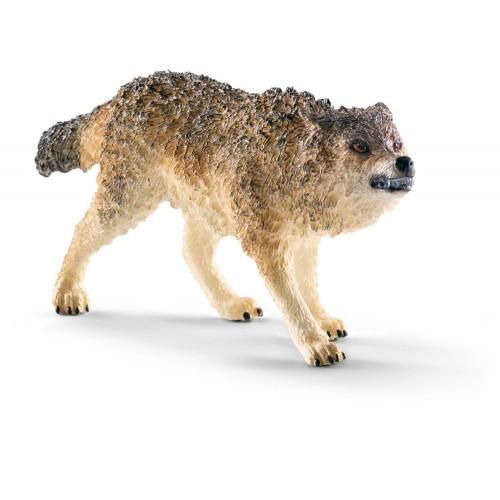 Schleich  Lobo gris