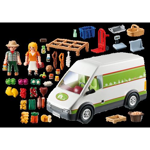 Mercado Móvil / Mobile Farm Market