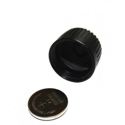 Sarovski Tapónde Torreta Visor con Alojamiento para batería de repuesto