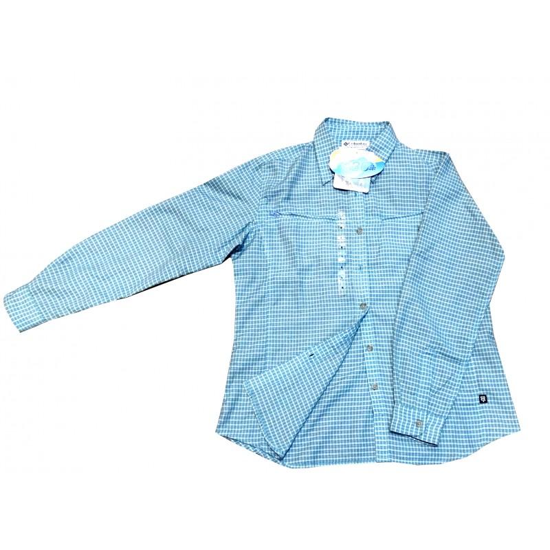 Camisa de mujer Columbia Lil Lake Manga larga Talla M