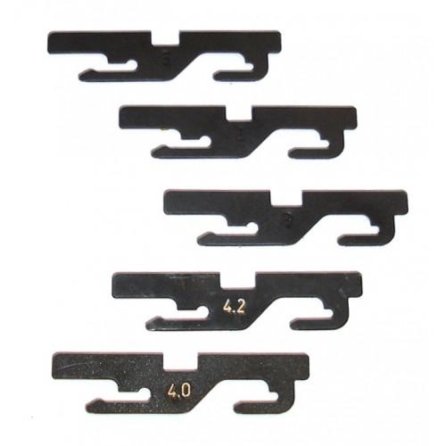 Chapillas de alza Walther GSP