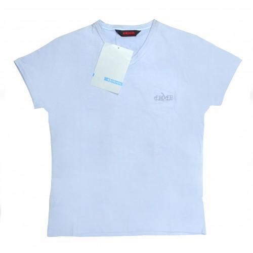Eider Camiseta chica/mujer Flower D Blue talla S
