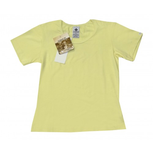 Columbia Camiseta Tripletek Yellow GRT