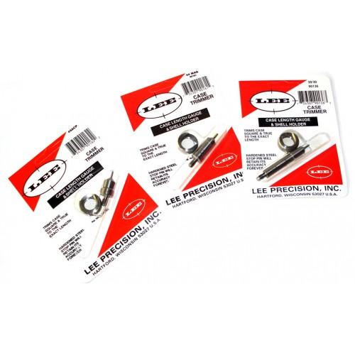 Case length gauge & Shell holder