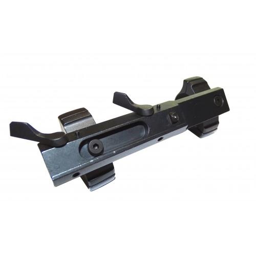 Monturas abatibles para rifles Bettinsoli y Brno CZ 500 (Modelo Kozap 3)