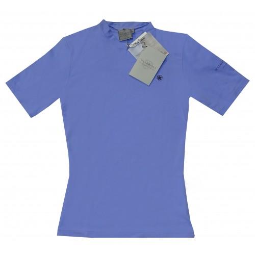 Camiseta Wild Roses Active Blue Talla M