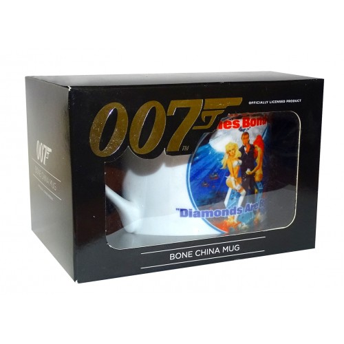 James Bond Diamantes para la eternidad