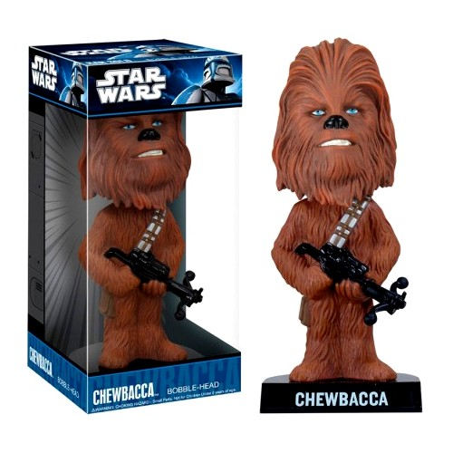 Chewbacca Bobble-Head