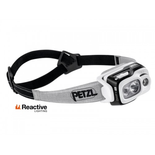 Frontal Petzl Swift RL Black